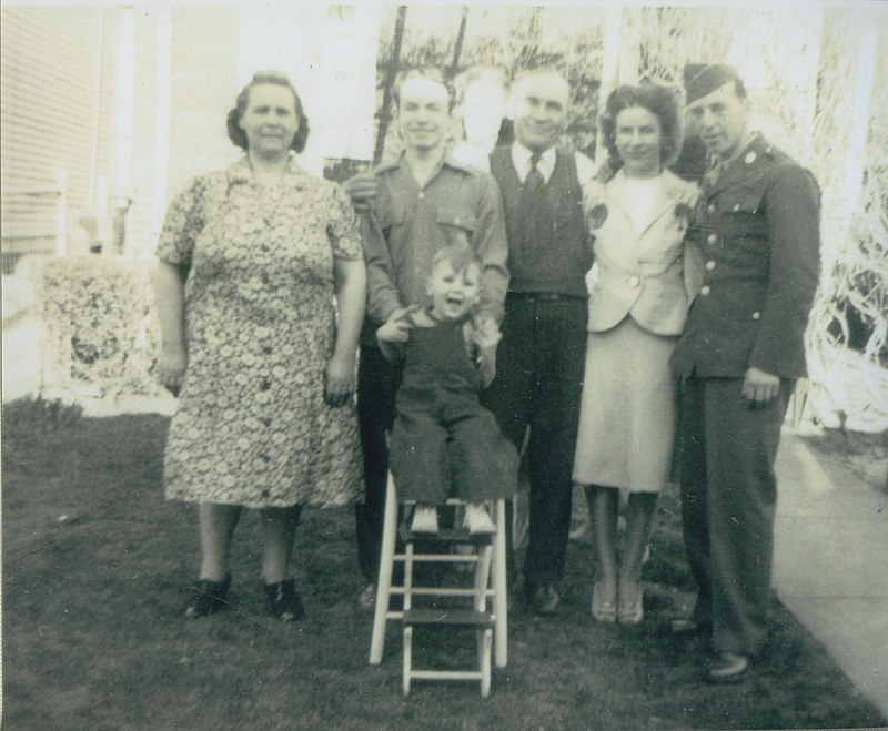 Me and Family 1943