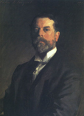 Sargent Self Portrait