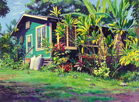 Giclee Prints and painting by Don Jusko