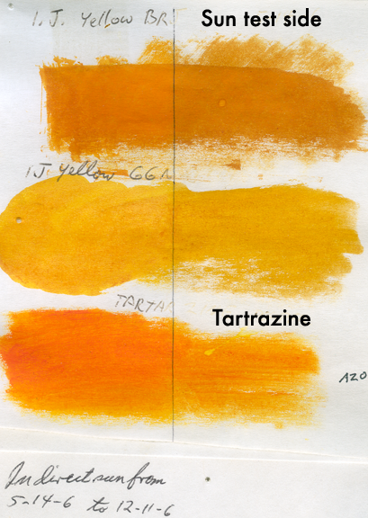 Tartrazine Yellow