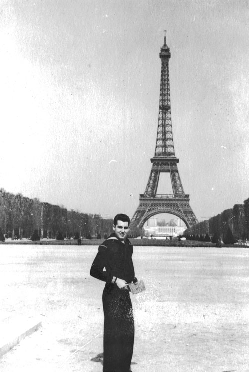 Don Jusko in Paris